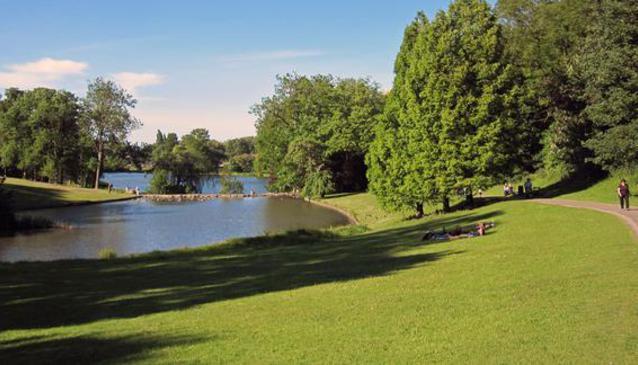 Parc de la Woluwe