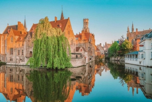 Private Tour: Ghent and Bruges From Brussels Full Day