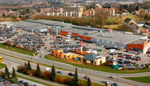 Shopping Center Nivelles Sud