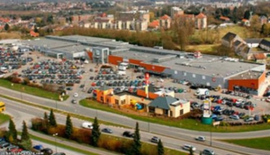 Shopping Center Nivelles Sud