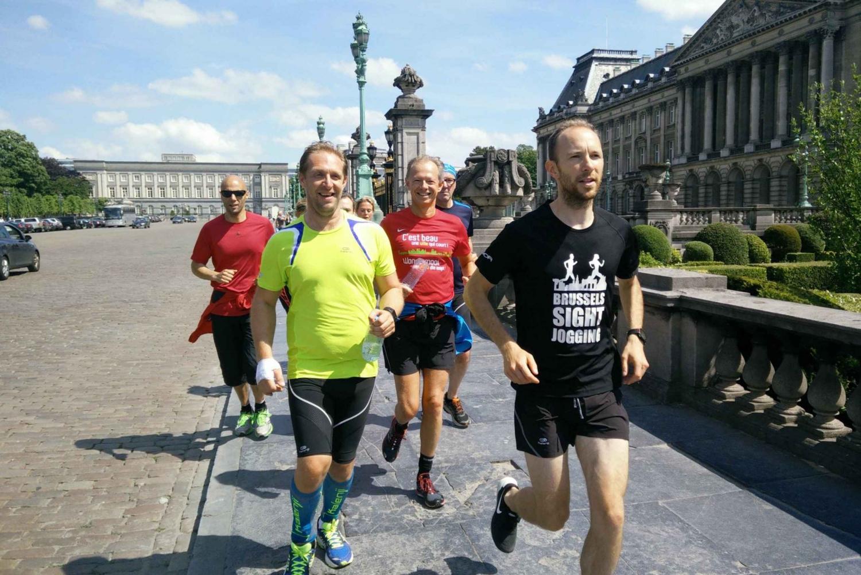 Sightjogging: Old Brussels
