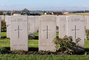 The Great War in Flanders Fields Remembrance Tour