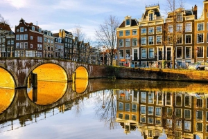 Traditional Holland and Amsterdam City Tour from Brussels