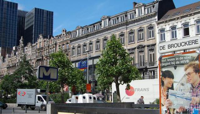 Ugc De Brouckère In Brussels My Guide Brussels