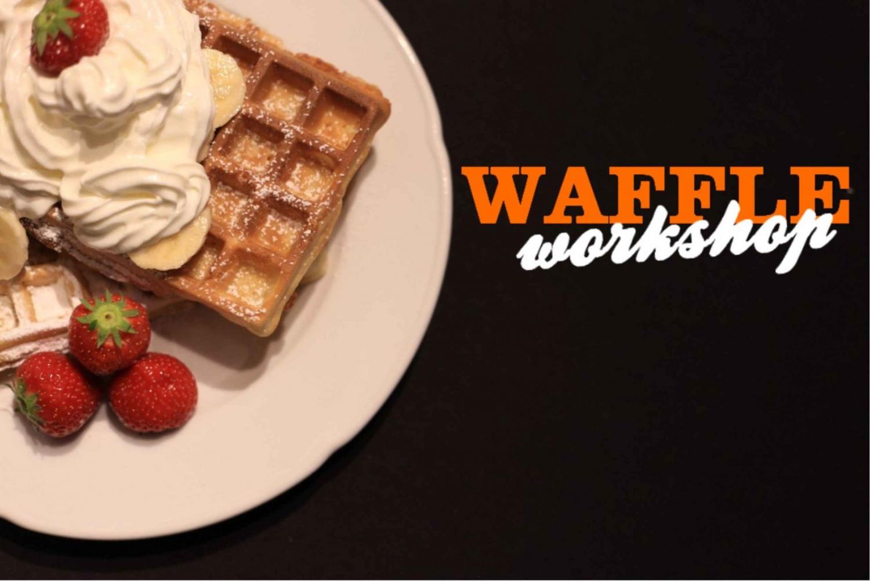 Waffle Making Workshop