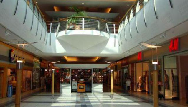 Westland Shopping Center Anderlecht
