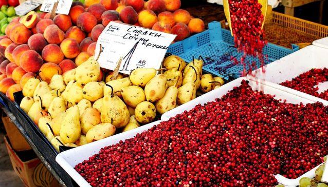 Bulgaria - A Fruit and Veg Paradise
