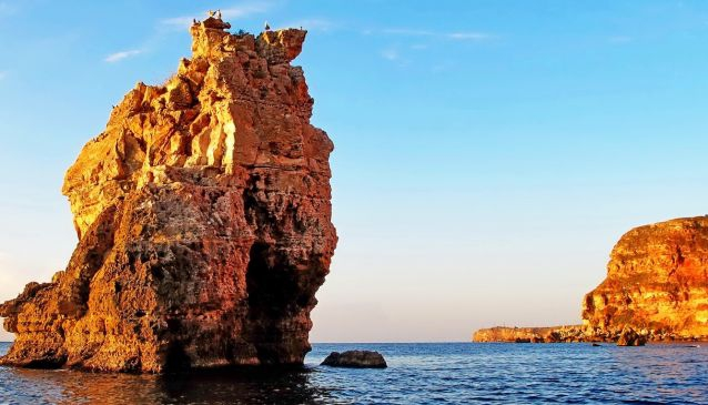 Surprises of the Northern Black Sea Coast