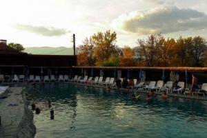 Bansko: Thermal Pool Escape