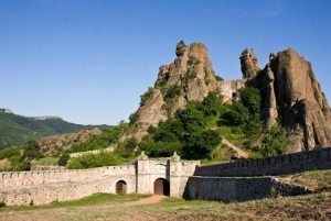 Belogradchik Rocks and Fortress from Sofia