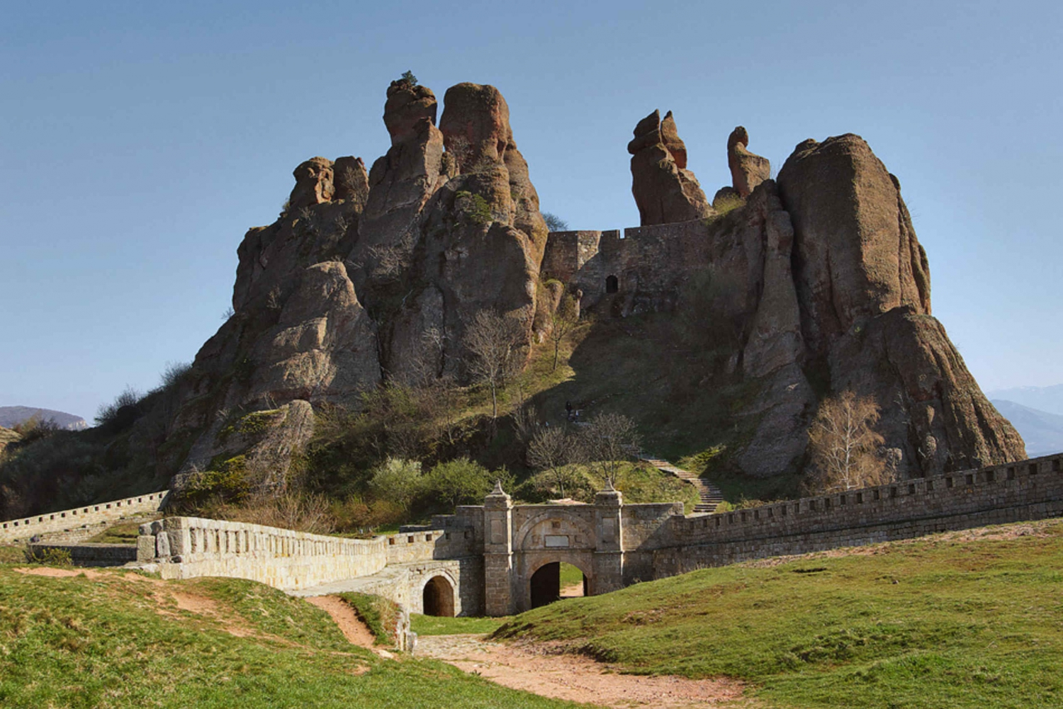 Belogradchik Rocks Full-Day Trip from Sofia
