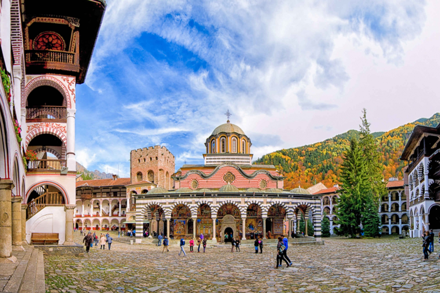 Boyana Church & Rila Monastery Full-Day Private Tour
