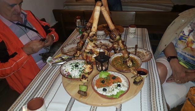Bulgarian restaurant Da Posednem