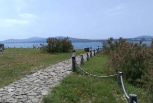 Burgas: Return Boat Trip to St. Anastasia Island