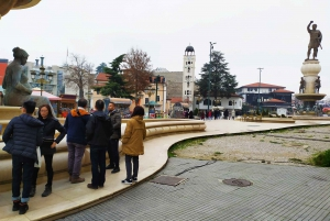 Day Tour from Sofia to Skopje, North Macedonia