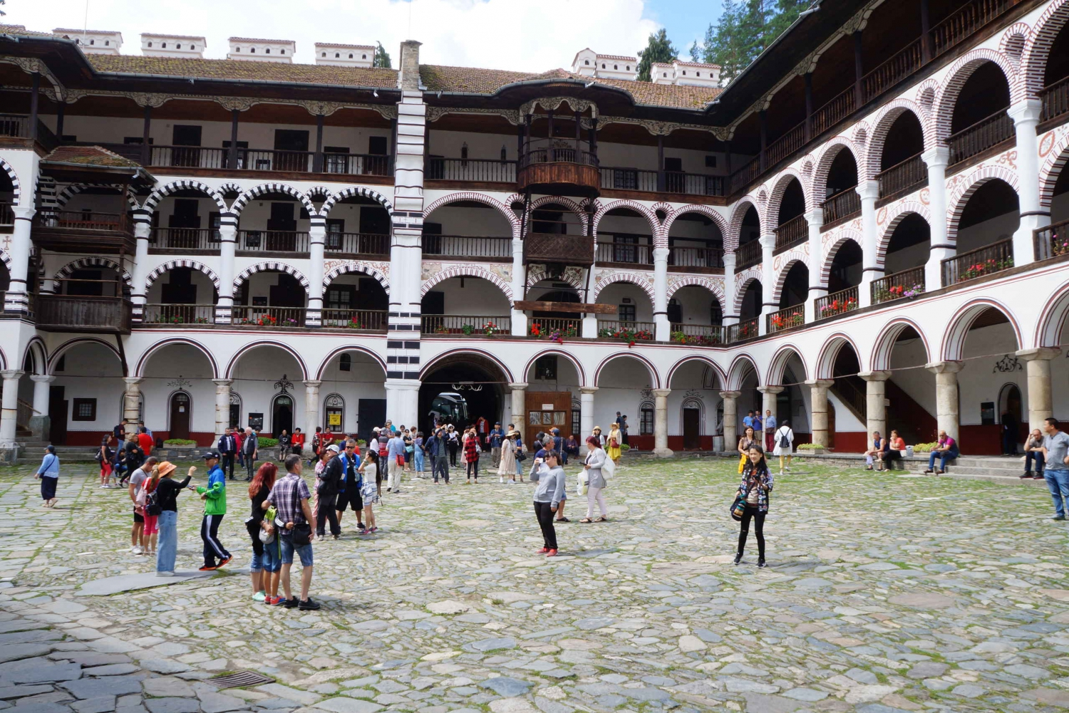 Day Tour to Rila Monastery and Boyana Church