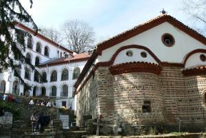 Day Trip to Vitosha, Boyana Church and Dragalevtsi Monastery