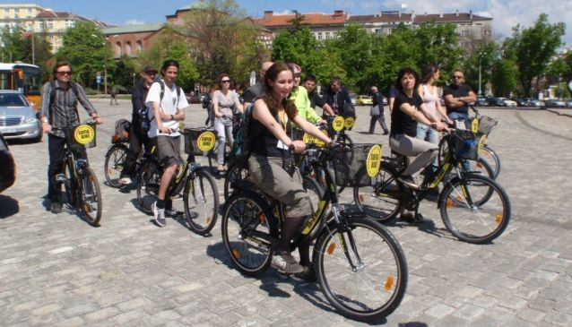 Free SOFIA BIKE tour