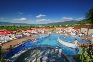 From Borovets: Thermal Pool Escape