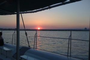 From Obzor: Half-Day Black Sea Catamaran Cruise