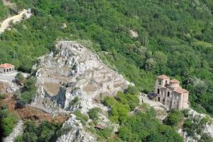From Plovdiv: Bachkovo Monastery & Asen's Fortress Tour
