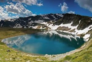 From Sofia: 7 Rila Lakes and Rila Monastery Self-Guided Trip