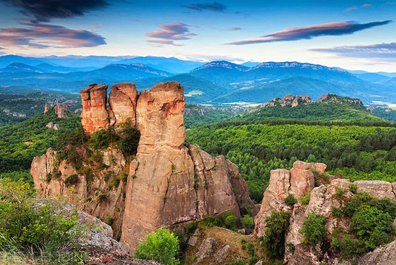 From Sofia: Bizarre Belogradchik Rocks & Fortress Day Trip