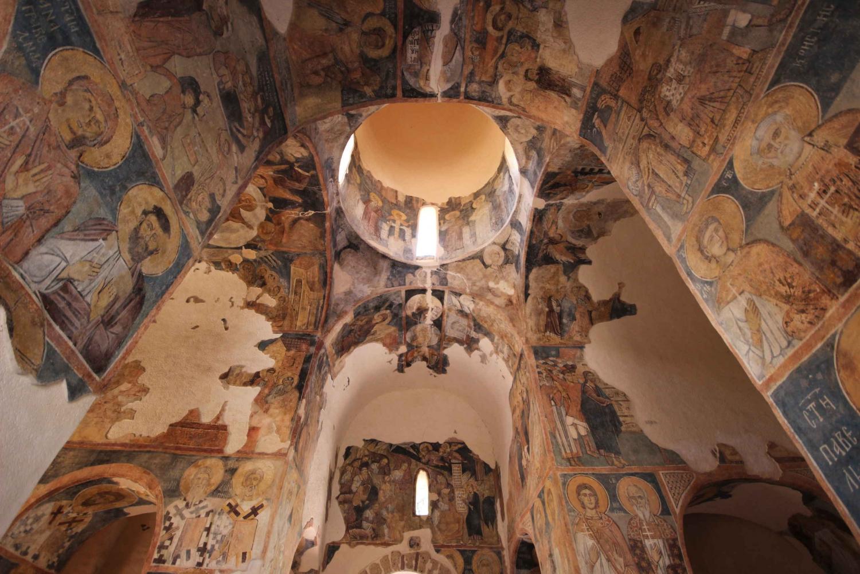 From Sofia: Boyana Church and Poganovo Monastery Tour