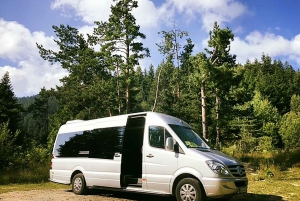 From Sofia: Bus Transfer to Rila Lakes