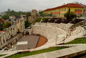 From Sofia: Europe's Oldest City, Plovdiv including Pickup