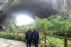 From Sofia: Full-Day Krushuna Waterfalls & Devetashka Cave
