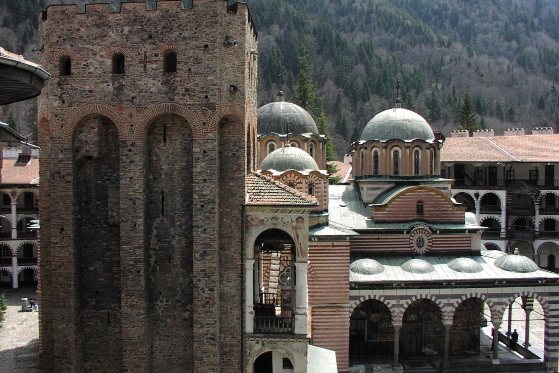 From Sofia: Full-Day Shuttle to Rila Monastery and Boyana