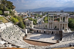 From Sofia: Full-Day Tour of Plovdiv with Lunch