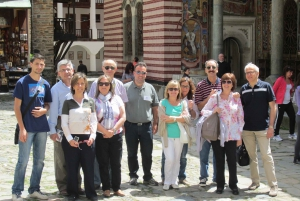 From Sofia: Full-Day Tour to Rila Monastery and Boyana