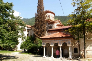 From Sofia: Plovdiv, Asen's Fortress and Bachkovo Monastery