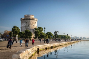 From Sofia: Private Day Trip to Thessaloniki with Guide