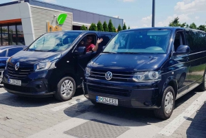 From Sofia: Private Transfer to Bucharest