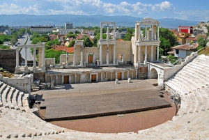 From Sofia: Rila Monastery and Plovdiv Self-Guided Trip