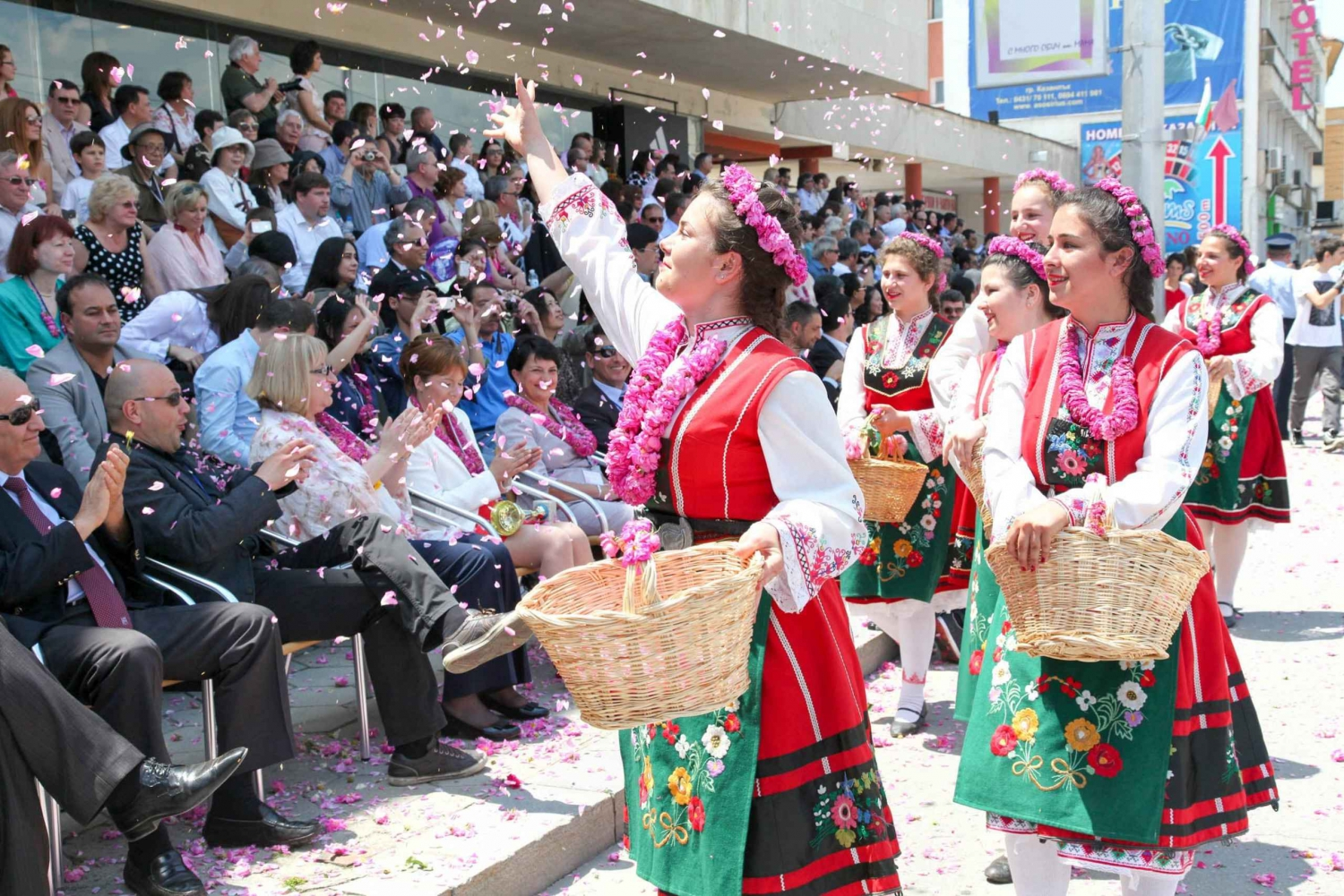 From Sofia: Rose Festival Full-Day Tour