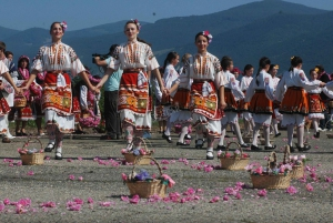 From Sofia: Rose Festival Full-Day Tour