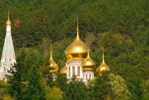From Sofia: Rose Valley Tour & UNESCO Site Kazanlak