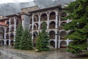 From Sofia: Seven Rila Lakes & Rila Monastery Full-Day Tour