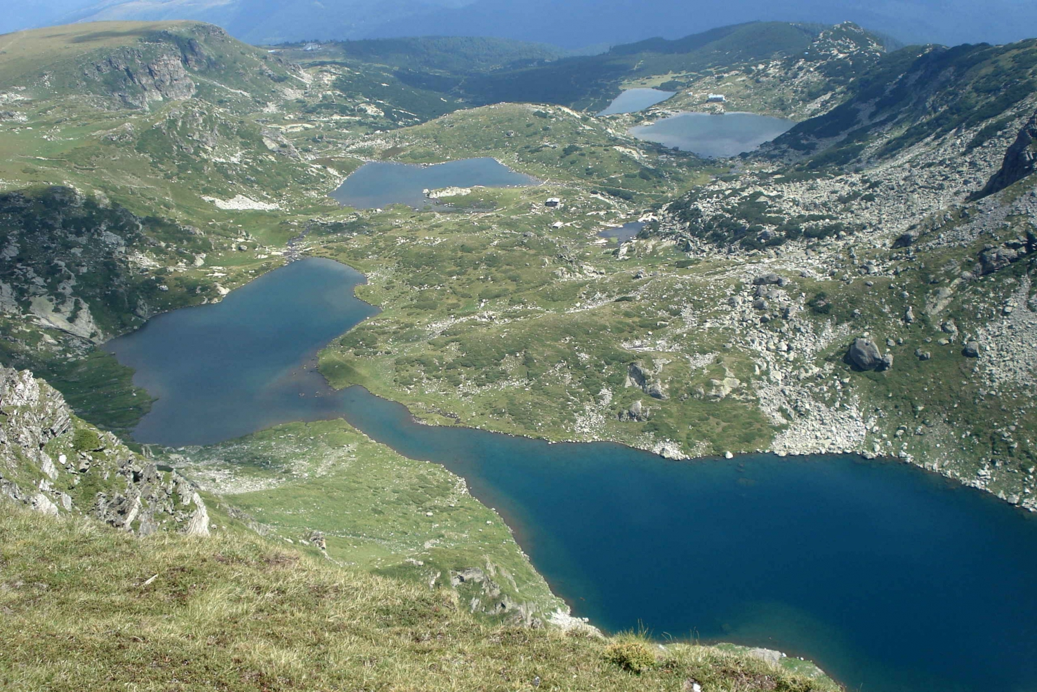 From Sofia: Seven Rila Lakes Shuttle Group Day Trip