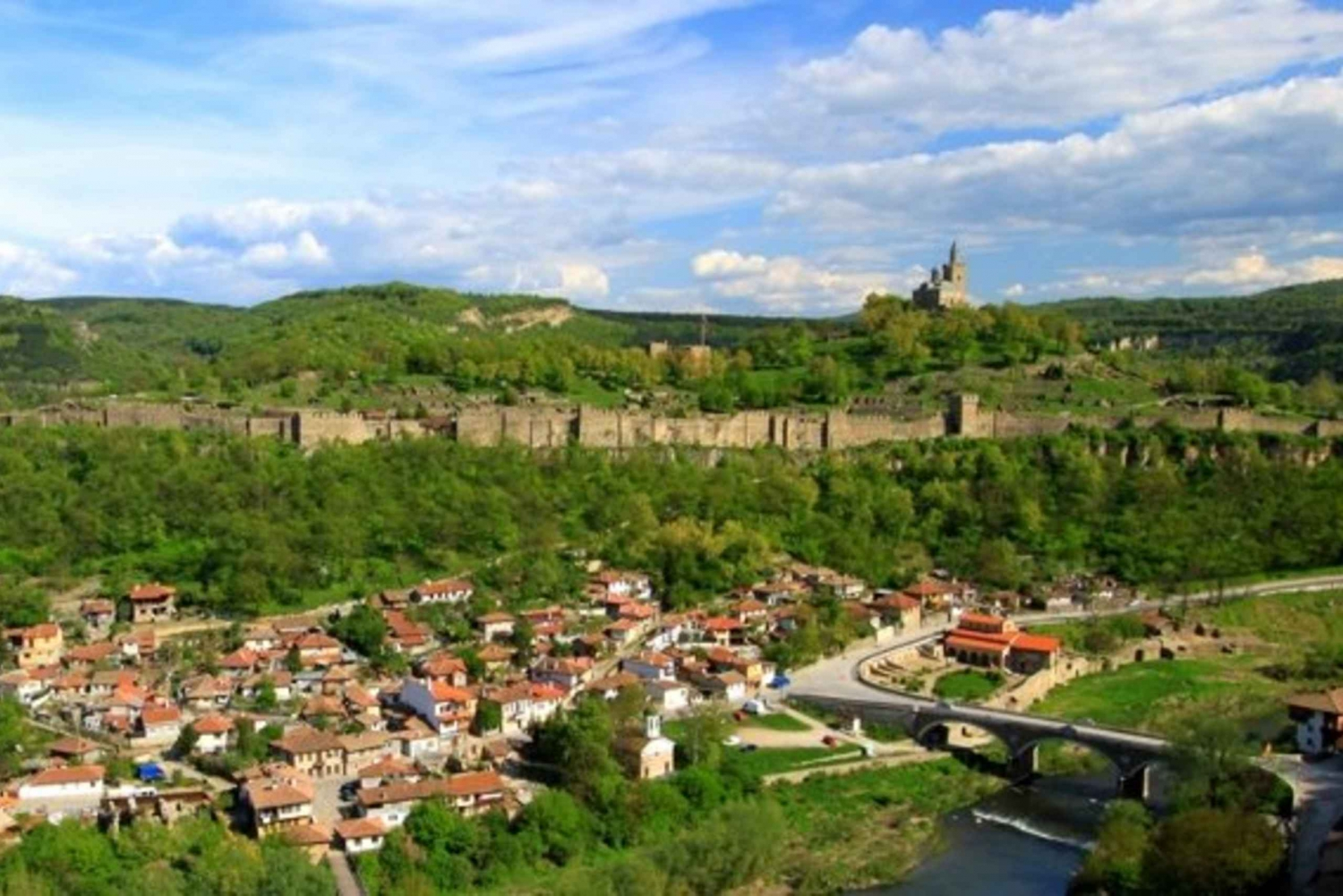 From Sofia: Veliko Tarnovo and Arbanasi