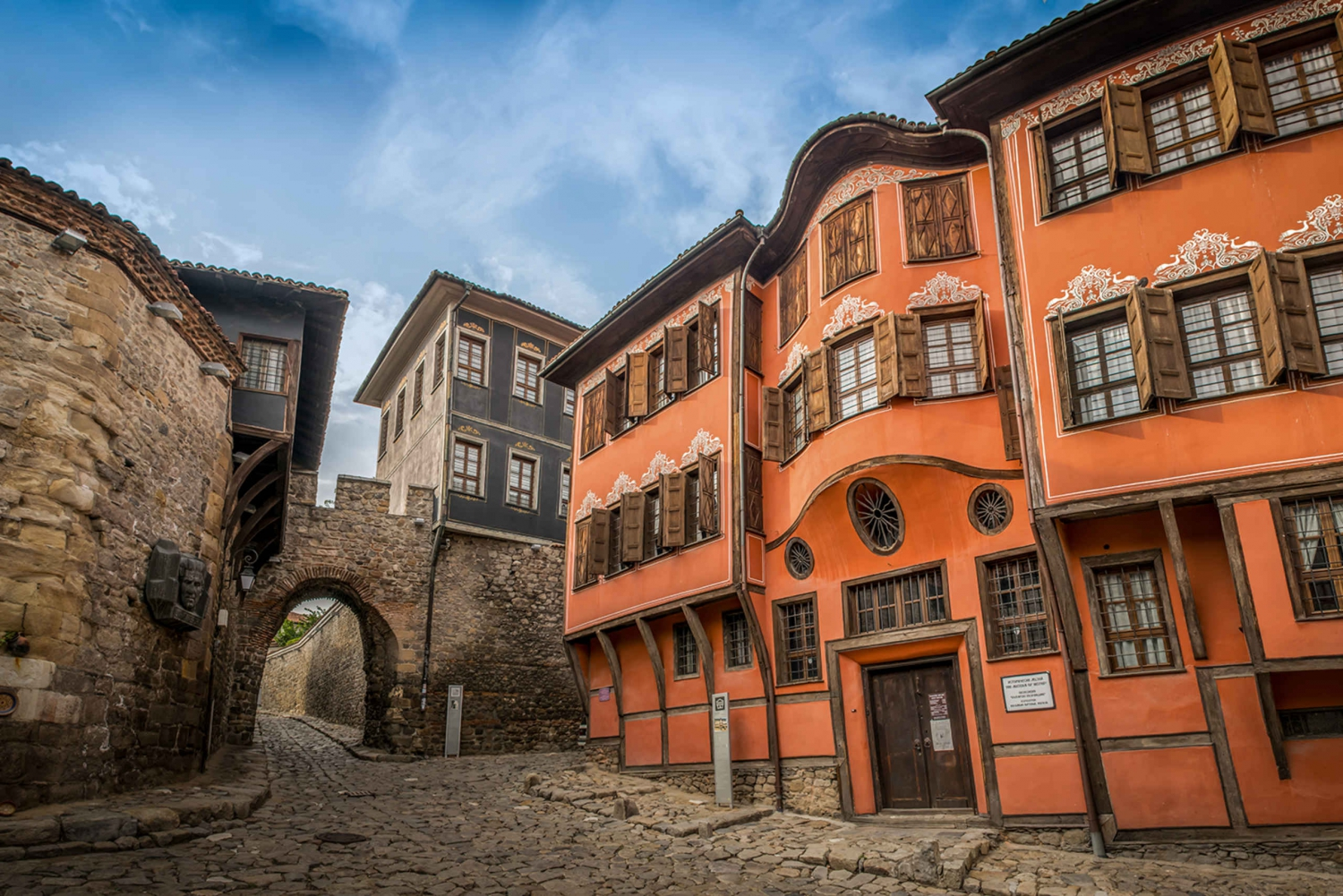 Full-Day Virtual Reality Tour of Plovdiv and Asen's Fortress