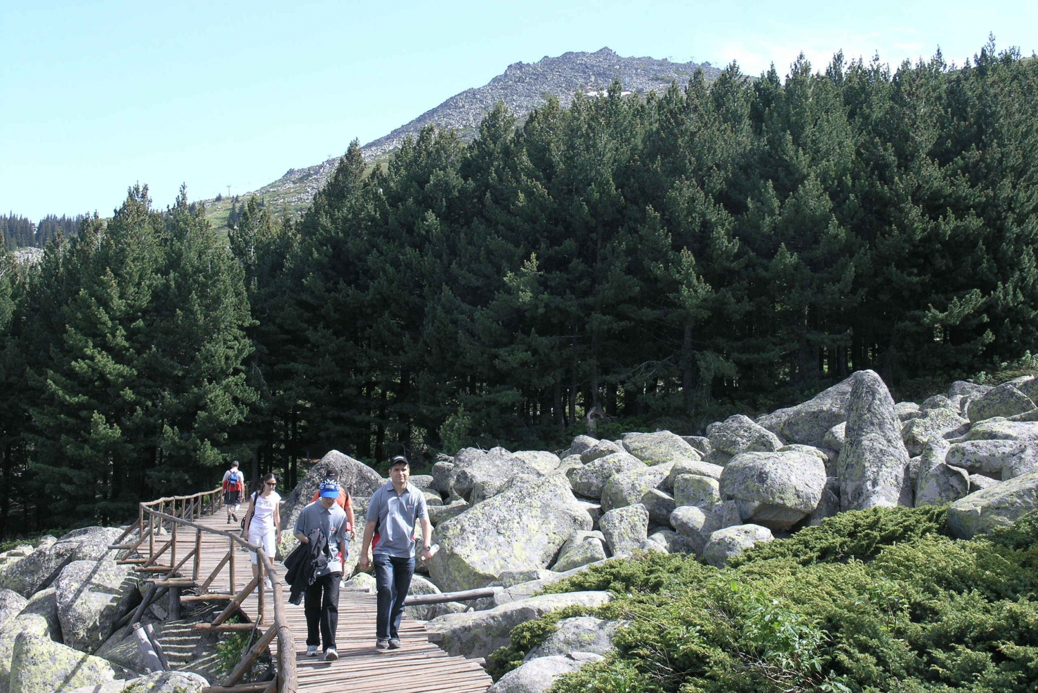 Full-Day Vitosha and Cherni Vruh Peak Hiking Tour