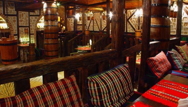 Hadjidraganov's cellars