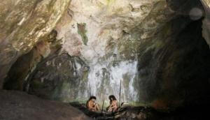 Haramiiska Cave