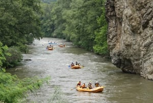 Krupnik: Rafting Adventure on the Struma River