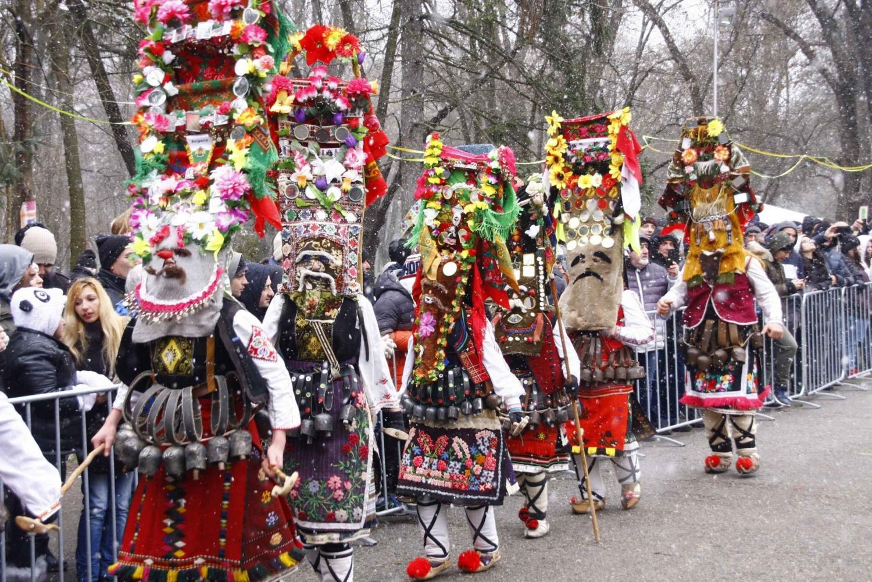Pernik: Surva Festival